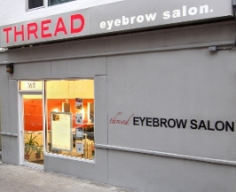 Thread Eyebrow Threading Salon