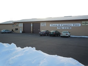 Town & Country Tire - Spicer, MN
