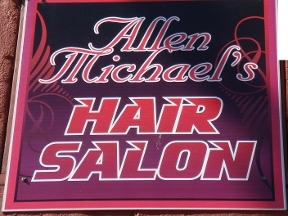 Allen Michael&#039;s Hair Salon