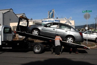 Auto Towing - Concord, CA