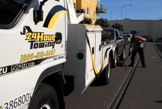Auto Towing - San Francisco, CA