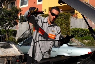 Auto Towing - San Mateo, CA