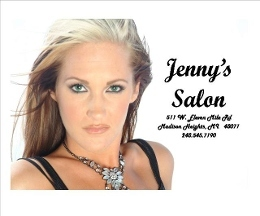 Jenny's Salon INC