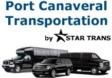 Port Canaveral Transportation Star Trans