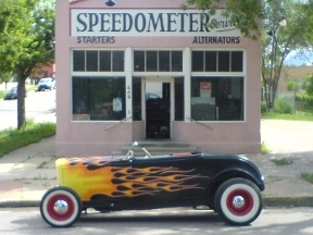 Speedometer &amp; Alternator SVC