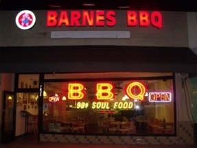 Barnes Bar-B-Que - Lemon Grove, CA