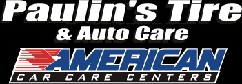 Paulin's Tire & Auto Care