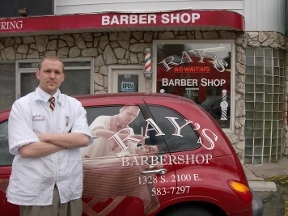 Ray&#039;s Barber Shop