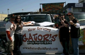 Gator's Back Porch BBQ And Catering