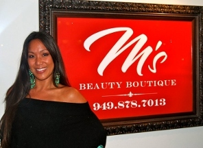 Mercedes Staley M's Beauty Boutique