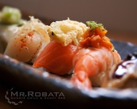 Mr. Robata: Robata Grill &amp; Sushi Bar
