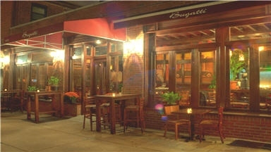 Campagnia cucina italiana e pizzeria closed in astoria for Bugatti pizza