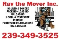 Ray The Mover of Naples INC - Naples, FL