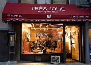 Tres Jolie Beauty Boutique