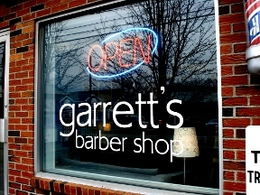 Garrett&#039;s Barber Shop