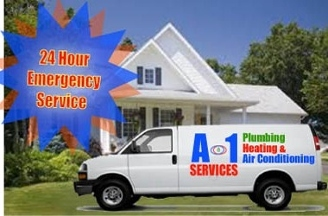 A-1 Plumbers, Heating & Air Conditioning