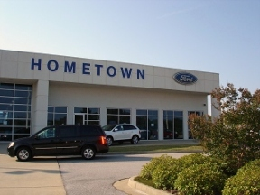 Hometown Ford Chrysler Dodge Jeep