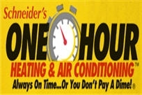 Schneiders One Hour Heating & Air Conditioning - Butler, PA