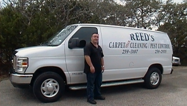 Reed&#039;s Carpet Cleaning