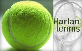 Tennis Lessons by Harlan Hopchik