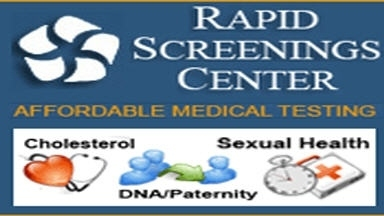 Rapid STD Testing Cambria