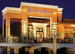 Cheesecake Factory - Rancho Mirage, CA