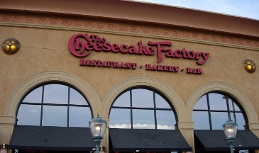 The Cheesecake Factory - Peabody, MA