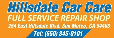 Hillsdale Auto Care & Gas - Foster City, CA