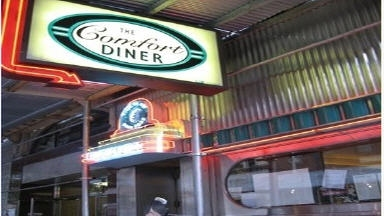 Comfort Diner - New York, NY