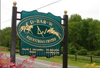 D-BAR-W Equestrian Center