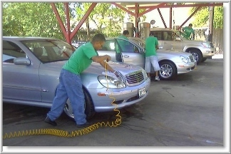 The Hand Car Wash & Car Detailing