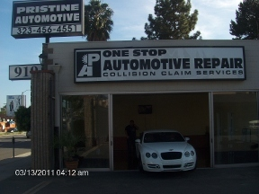 Pristine Automotive Inc.
