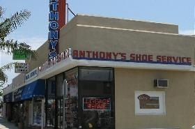 Anthony's Shoe Repair - Corona del Mar, CA