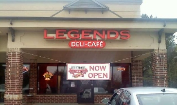 Legends Deli & Cafe