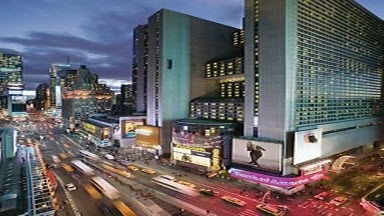 Marriott New York Marquis