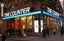 The Counter: Custom Built Burgers - New York, NY