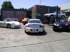 Autowerkes: Porsche, Mercedes, BMW & Mini - Huntington Beach, CA