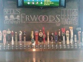 Erwoods Kitchen and Keg