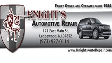 Knight&#039;s Automotive Repair