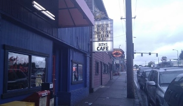 Beth's Cafe Restaurant - Seattle, WA