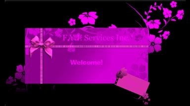 F.y.i. Services (fabulous Yet Inexpensive) Event Planning