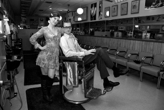 Kirbymemorial Barber Shop