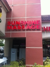 Sunshine Oriental Massage of Doral