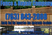 Fence and Repair Company