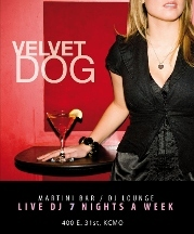 Velvet Dog