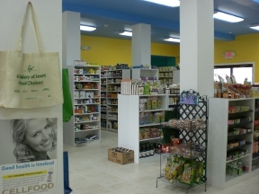 Ginger Root Health Food Store