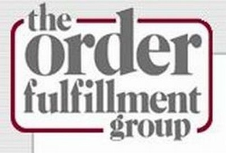 Order Fulfillment Group - Zionsville, IN