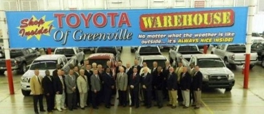 Toyota of Greenville INC