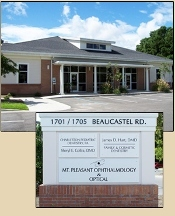Itharat, Prat, MD Mt Pleasant Ophthalmology
