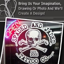 Spaded &amp; Jaded Tattoo Co